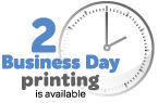 2 business printing available