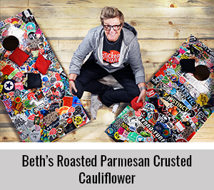 Beth-Shares-her-Roasted-Parmesan-Crusted-Cauliflower-Recipe-for-the-StickerGiant-2020-Cookbook