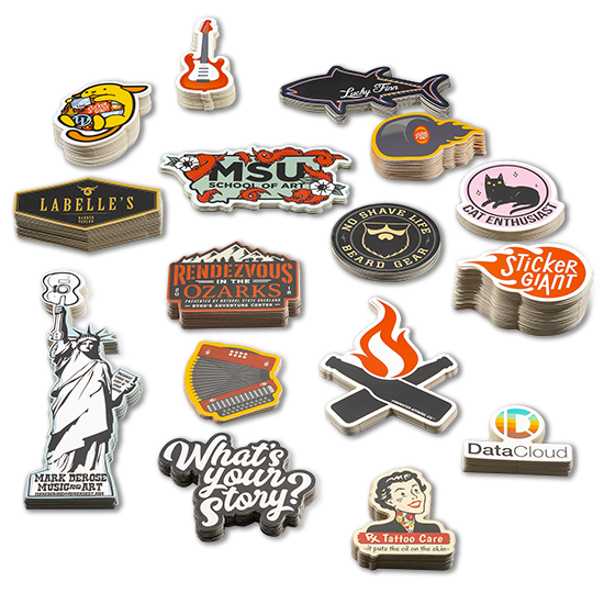 Custom-shaped-Die-Cut-Stickers-printed-by-StickerGiant