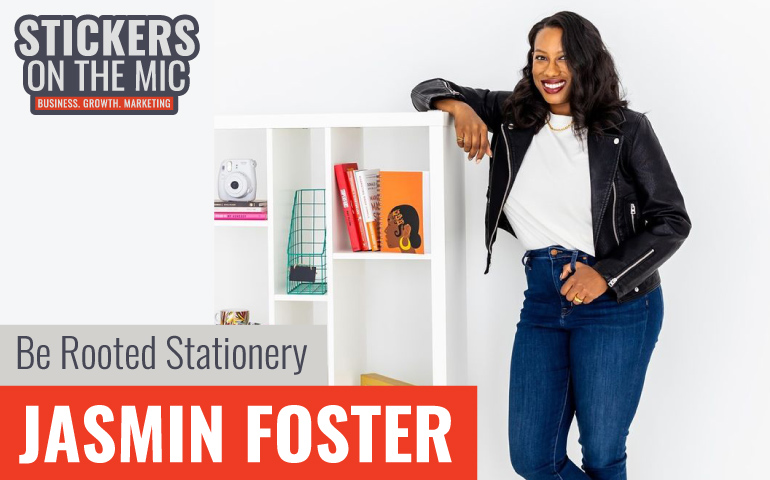 Jasmin Foster Founder of Be Rooted