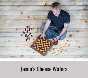 Jason-Shares-his-Cheese-Wafers-Recipe-for-the-StickerGiant-2020-Cookbook