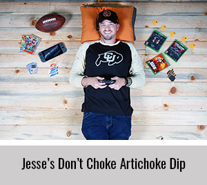 Jesse-Shares-his-Don_t-Choke-Artichoke-Dip-for-the-StickerGiant-2020-Cookbook