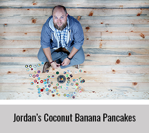 Jordan-Shares-his-Coconut-Banana-Pancakes-Recipe-for-the-StickerGiant-2020-Cookbook
