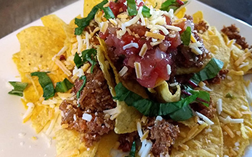 Nachos-made-with-Colorado-Crummies-meatless-crumbles