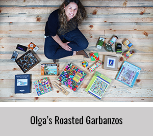 Olga-Shares-her-Roasted-Garbanzos-Recipe-for-the-StickerGiant-2020-Cookbook