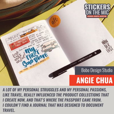 Angie Chua Quote Product