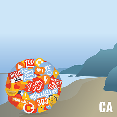Sauls-Journey-will-See-Him-in-California-with-the-StickerGiant-Team