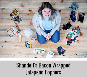 Shandell-Shares-her-Bacon-Wrapped-Jalapeno-Poppers-Recipe-for-the-StickerGiant-2020-Cookbook