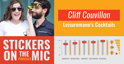 StickerGiant-Stickers-On-The-Mic-Leisuremanns-Cocktails-for-Podcast-menu-page