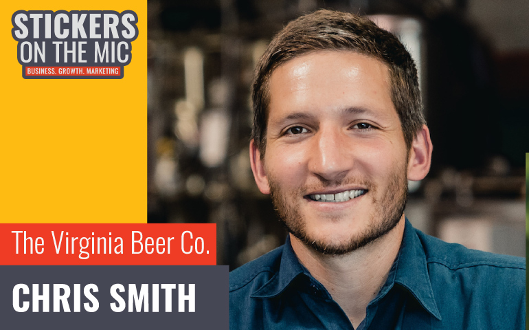 Stickers-on-the-Mic-Podcast-Chris-Smith-Virginia-Beer-Company