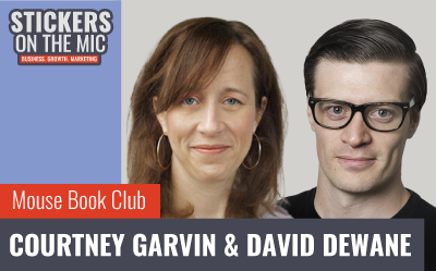 David and Courtney Mouse Books Club