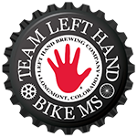 Team StickerGiant Supports Team Lefthand Bike MS Riders in Longmont, CO
