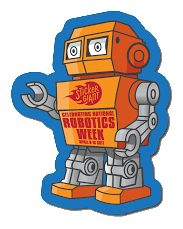 Westview Robotics Custom Sticker Design Donated by StickerGiant